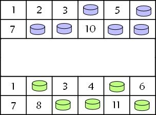 dice game math board