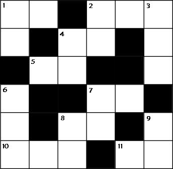 algebra crossword puzzle