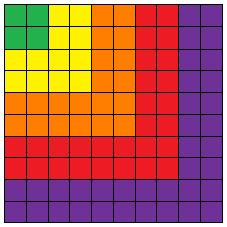 decimal math games grid