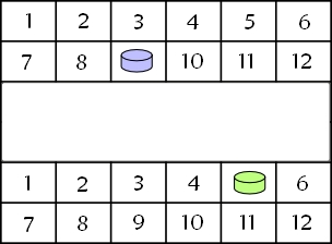 dice math games example board