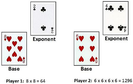 This Exponent Game helps students build important math ...
