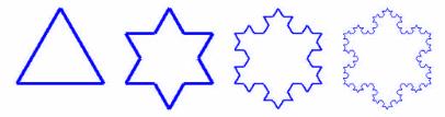 make a fractal