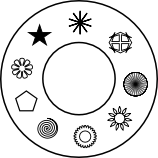 fun math tricks circle pic