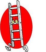 addition subtraction ladder game