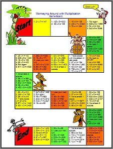 number maths games