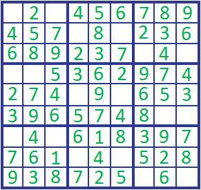 Sudoku Math Puzzles Are Great Fun And Help Kids To Learn And Enjoy Math